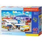 Repülőtér 40db-os puzzle