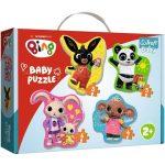 Bing és barátai baby puzzle