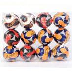 Kis softball labda többféle mintával 6,3 cm 1 db