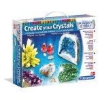 Alkoss kristályokat tudományos játék szett